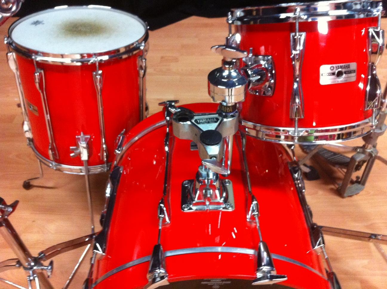 Best Drum Heads For Yamaha Recording Custom : yamaha recording custom image 476761 audiofanzine ~ Russianpoet.info Haus und Dekorationen