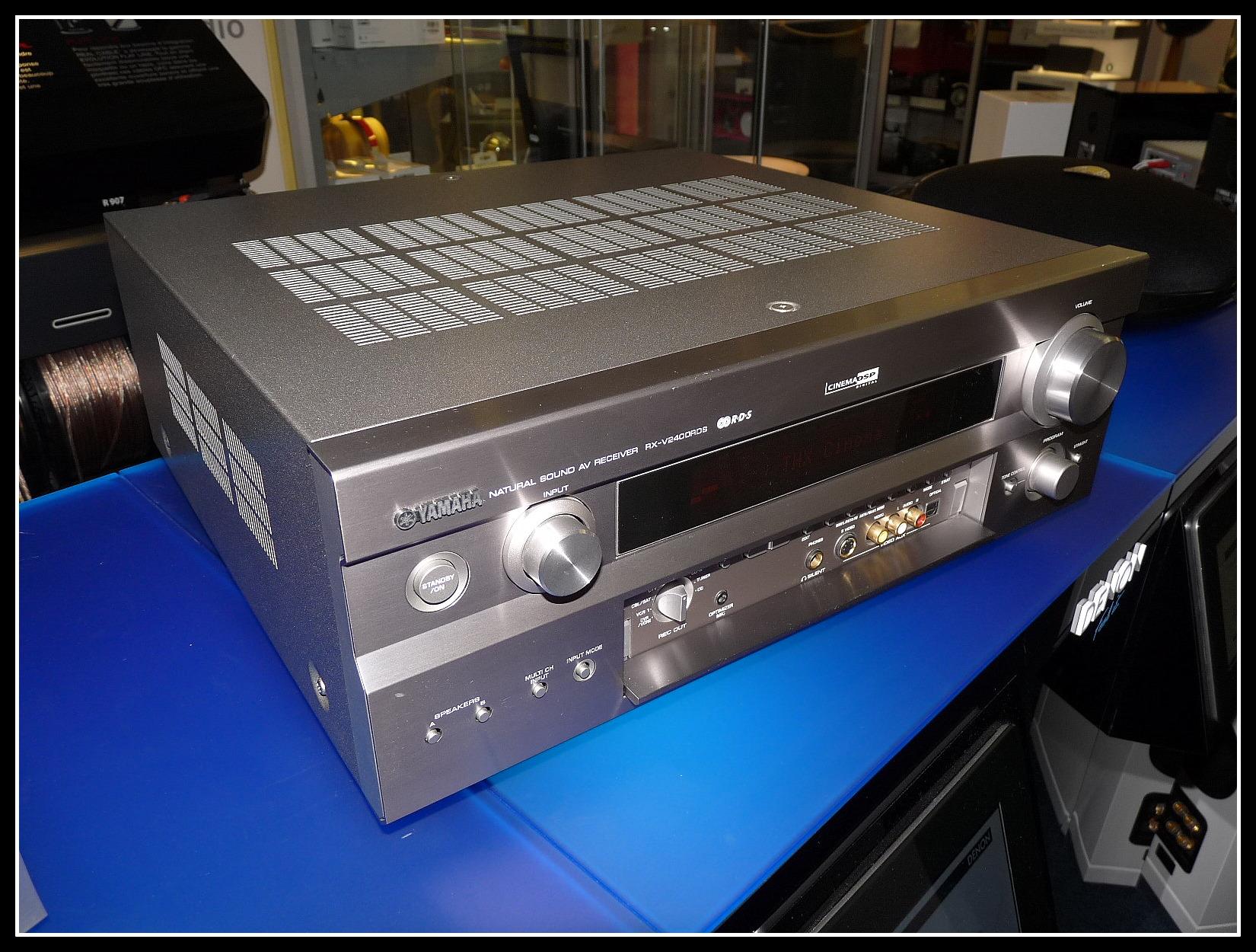 yamaha rx v2400 rds image 815330 audiofanzine rh en audiofanzine com yamaha rx-v2400 manual Yamaha RX- V 1400 vs 2400