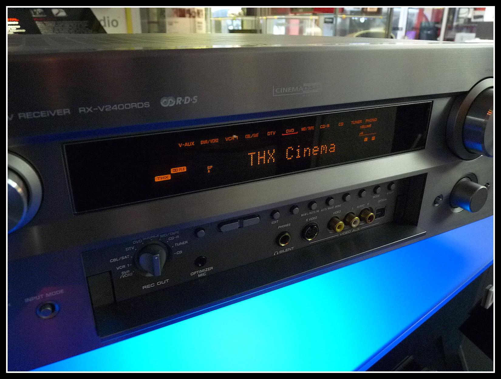 Yamaha Rx V Rds Review