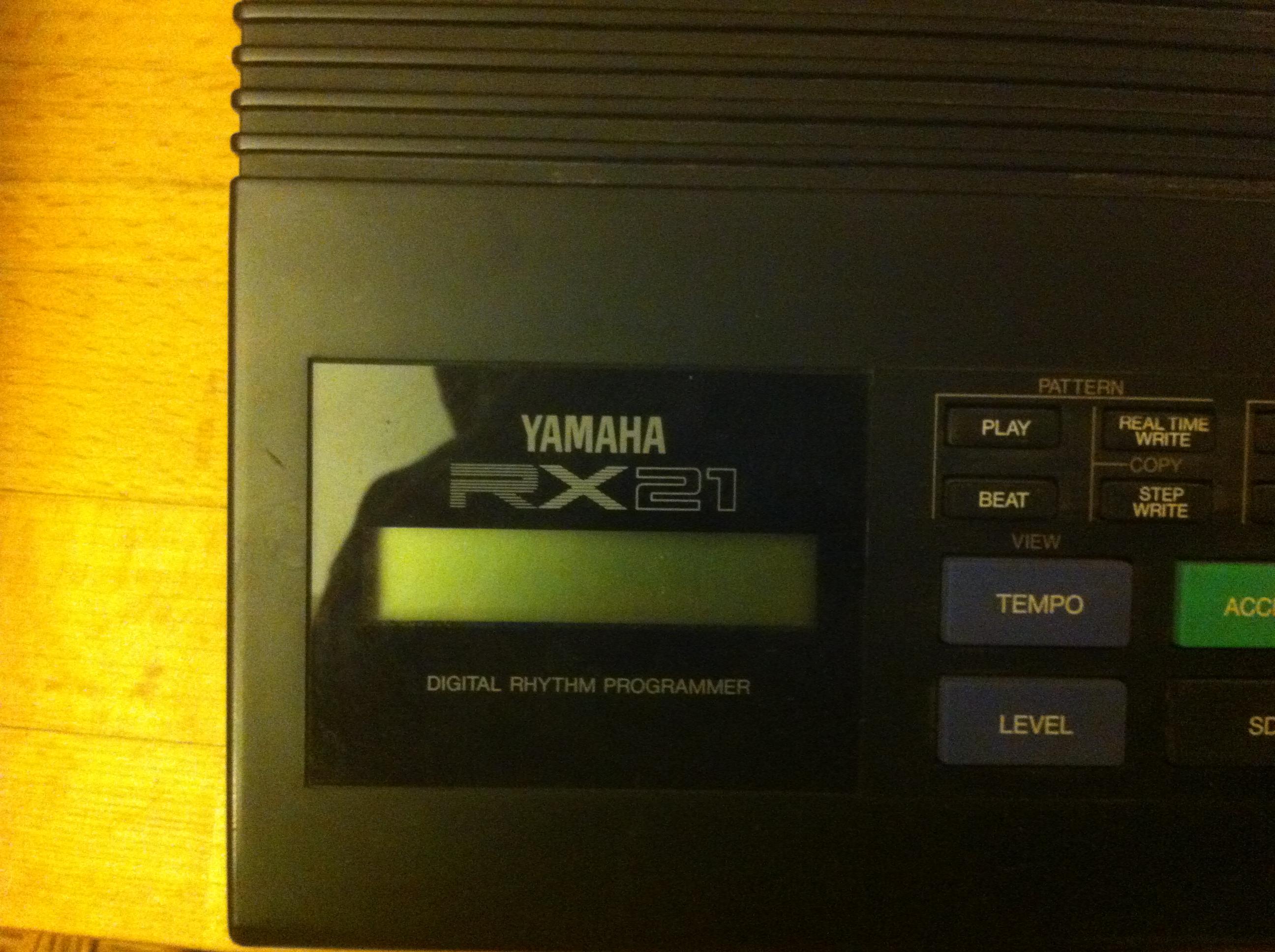 You Tube Yamaha Rx Midi