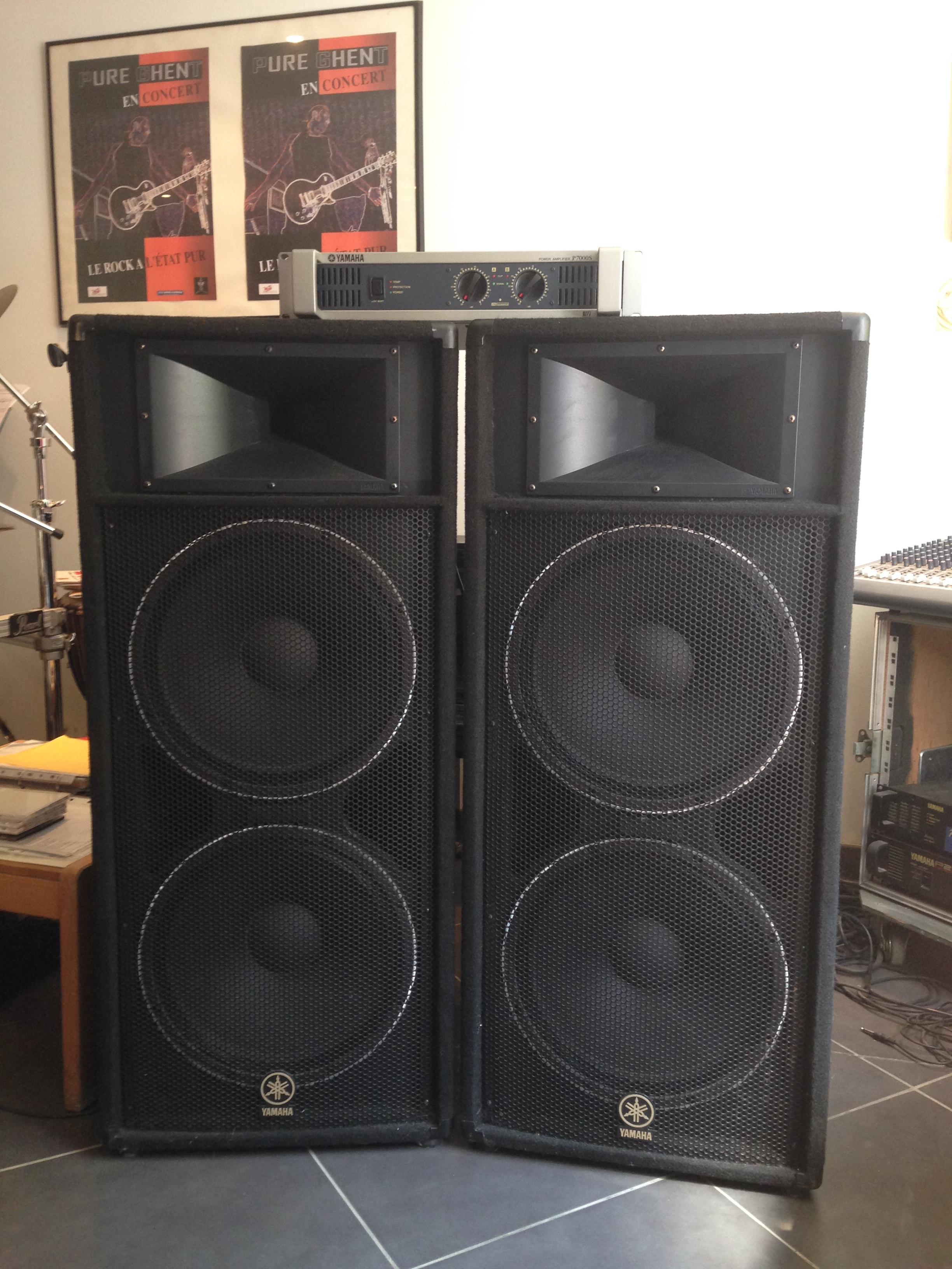 Yamaha S215v Image 872540 Audiofanzine