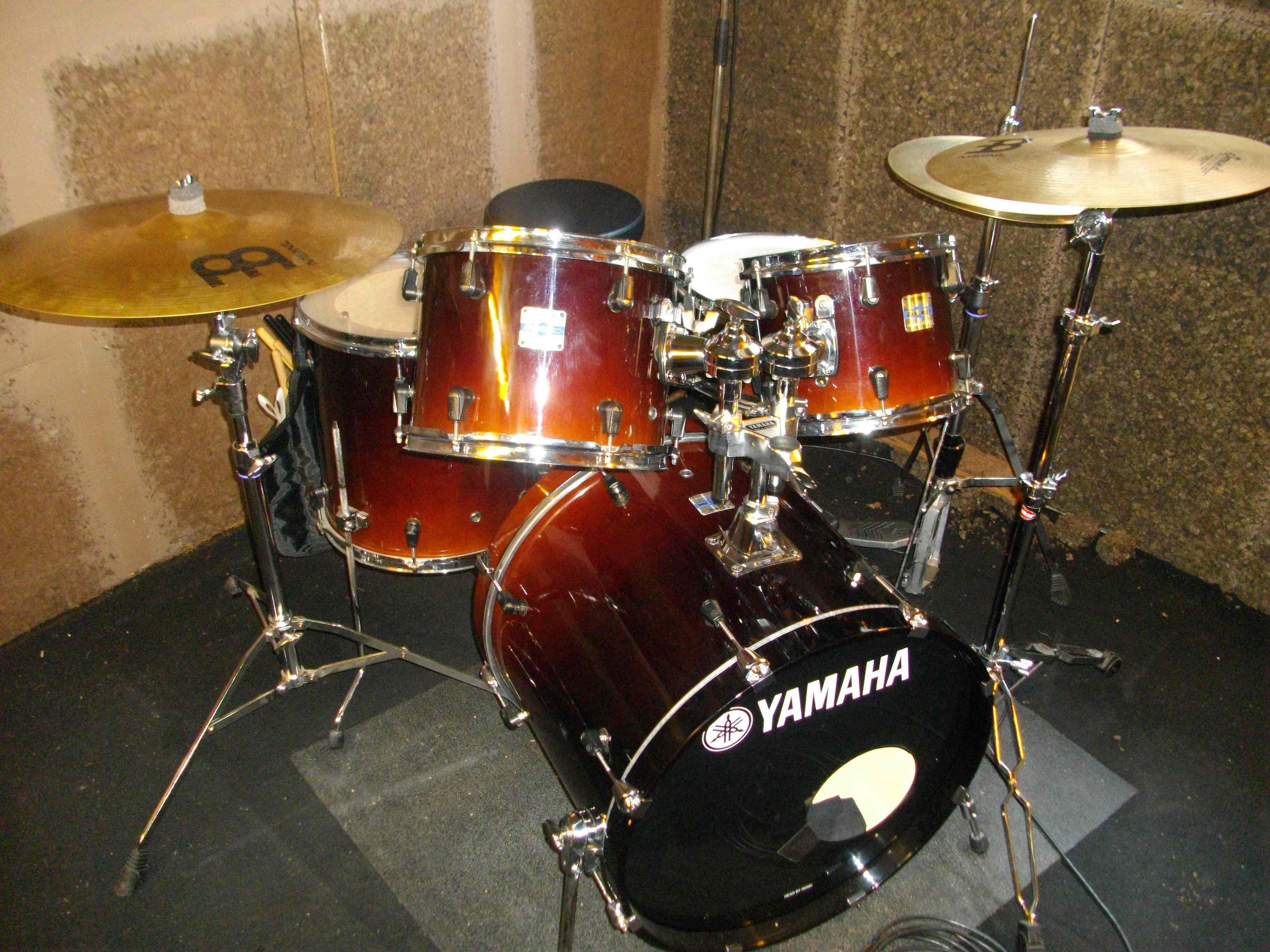Drum Set Yamaha Stage Custom Advantage