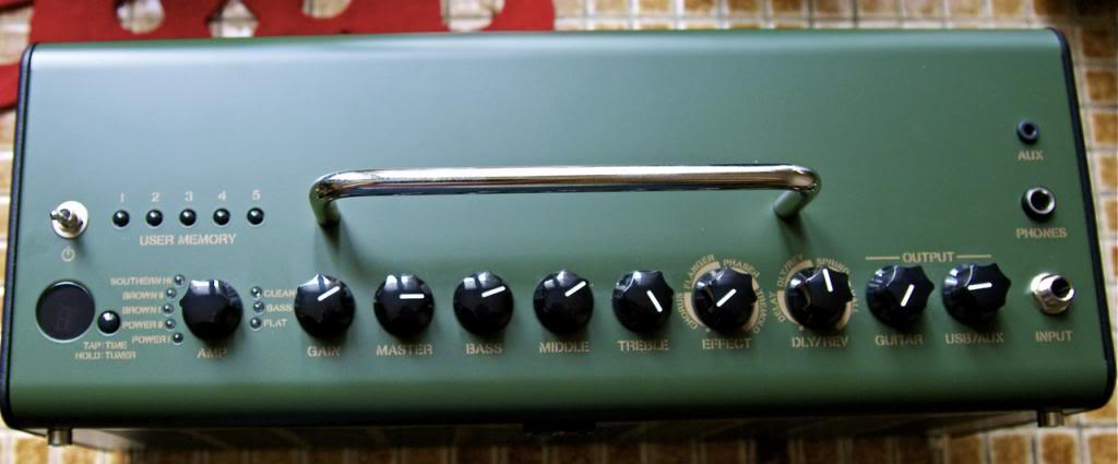 Yamaha thr10x image 801115 audiofanzine for Yamaha thr amplifier