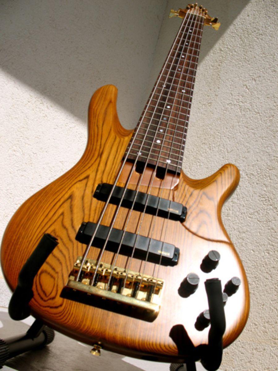 Yamaha trb6 image 17909 audiofanzine for Yamaha 6 string bass