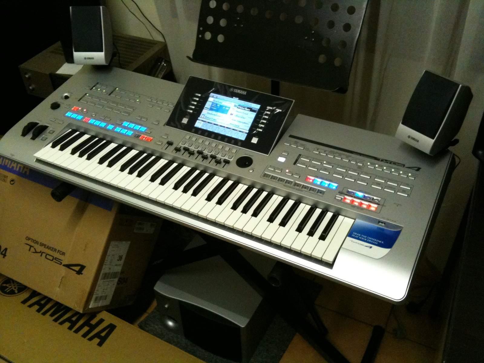 Image Result For Yamaha Keyboard Tyros