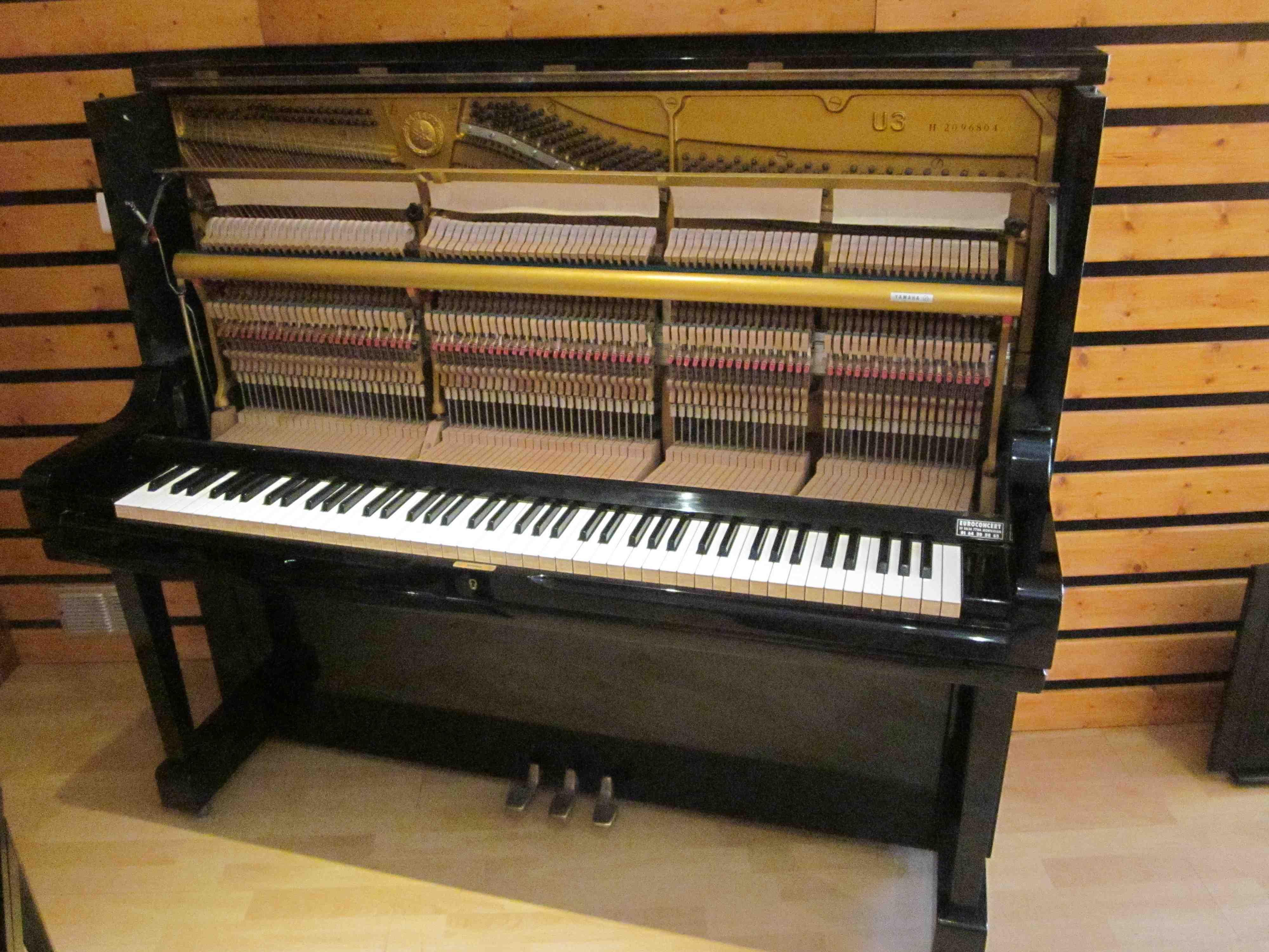 Photo yamaha u3 yamaha u3 69845 556522 audiofanzine for Yamaha m1 piano