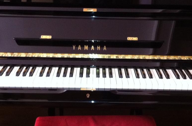 Photo yamaha u3 yamaha u3 91402 588253 audiofanzine for Yamaha m1 piano