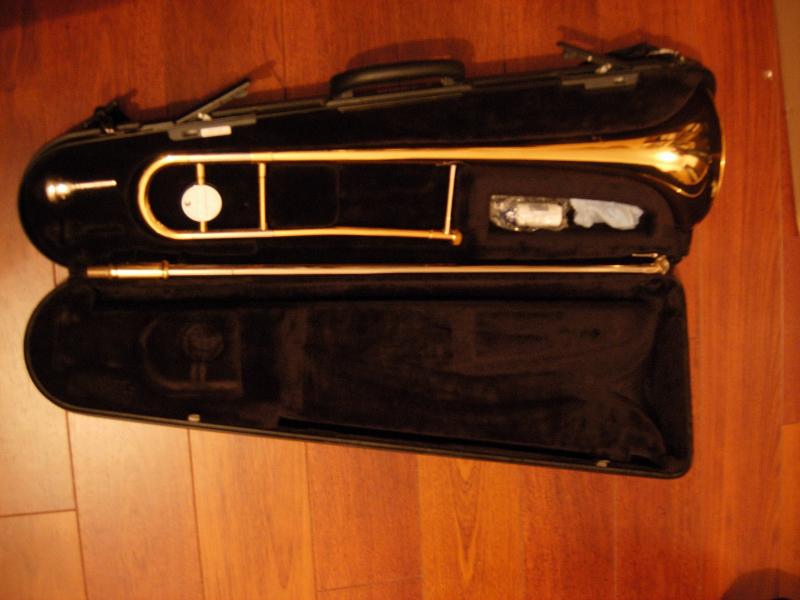 YAMAHA TROMBONES BROCHURE 2008 prospekt catalog YSL Xeno Professional Jazz Valve