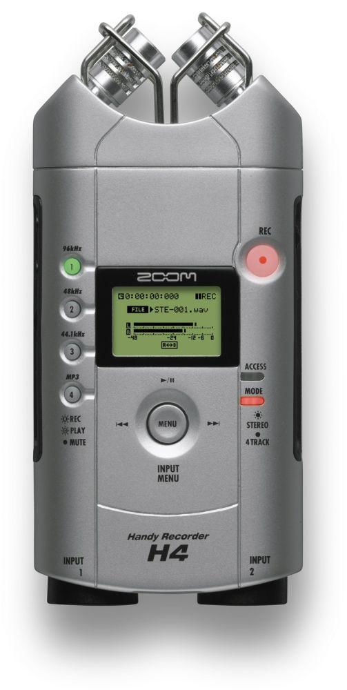 Imagen  Zoom modelo H4