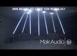 Vend lyre beam LED RGBW x2