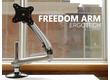 Vend un Ergotech Freedom Arm HD ( Bras pour Ecran D'ordinateur) NEUF et GARANTIE