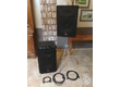 wharfedale evp x 15 + ampli audiophony cx 850 + pieds + cables