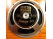 CELESTION Vintage 30 MADE IN ENGLAND 8 Ohms, super état