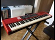 Parfait état : Nord Electro 3 73 touches + stand clavier + pédale sustain M-Audio