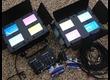 Contest QuadColor x2 + console ColorControl + câblage + lampes