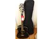Vend Guitare Folk Cort Luce L100C noire + housse noire