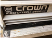crown macro tech 3600 vz