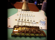 Stratocaster '60s NOS CUSTOM SHOP ORDER - Daphne Blue