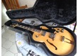 "VENDS GIBSON ES 175 T ""THIN LINE"" NATURAL FINISH 1976"