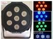 PAR LED 7X12 WATTS