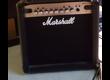 Vend amplis Marshall MG15CFX