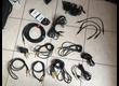 Lots de câbles Jack 6.35 - Jack 6.35 / Jack 6.35 - RCA / Midi