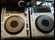 2 Pioneer CDJ 850 + Table Gemini PS424x + Casque Sennheiser HD205