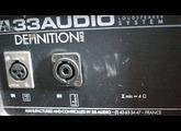 33 Audio DEFINITION
