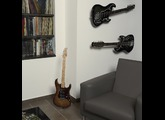 Aclam Guitars Floating Guitar