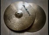"""Agean Cymbals Legend HiHat 14"""" (20144)"""