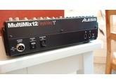 Alesis MultiMix 12 FireWire