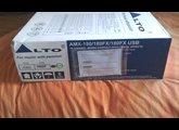 Alto Professional AMX 180 FX