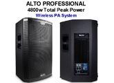 Alto Professional Black 15