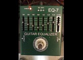 Amt Electronics EQ-7 Guitar Equalizer (91371)