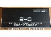 Aphex 240 Dual Gated Compressor