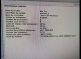 Apple Mac Pro 8x2,8 Ghz