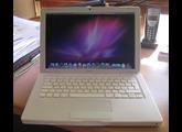 "Apple MacBook 13"" blanc - Intel Core 2 Duo 2.16"