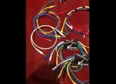 Armor Gold Cables Long Pedal Patch Cables