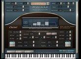 Audio Modeling The Soprano & Bass Clarinets
