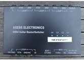Axess Electronics GRX4 Guitar Router/Switcher