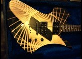 B.C. Rich Mockingbird Body Art Collection Spiro-Light