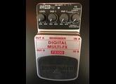 Behringer Digital Multi-FX FX100
