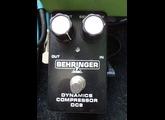 Behringer Dynamics Compressor DC9