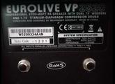 Behringer Eurolive VP2520