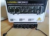 Behringer U-Phoria UMC204HD