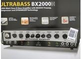 Behringer Ultrabass BX2000H
