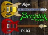 Bergstök Music AxeM