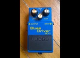 Boss BD-2 Blues Driver - Modded by Analogman