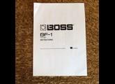 Boss BF-1 Flanger