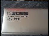 Boss DR-220A Dr. Rhythm